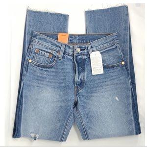 LEVI'S | 501 Cropped Jean